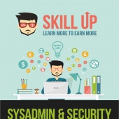 Free Linux All-in-One for Dummies eBook and free System Administration & Security Jobs Kit Image